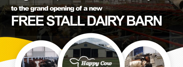 Open House – Happy Cow Dairy